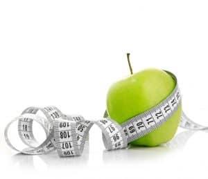 Apfel gesunde Ernährung