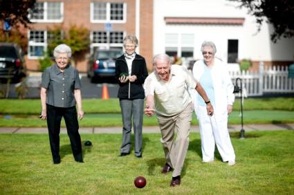 Senioren wohnen Seniorenresidenz
