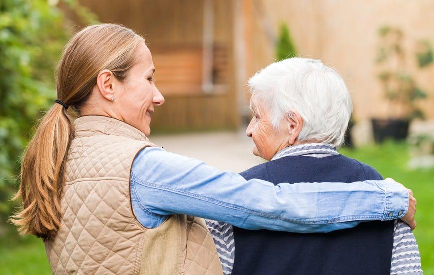 Pflege Senioren zuhause