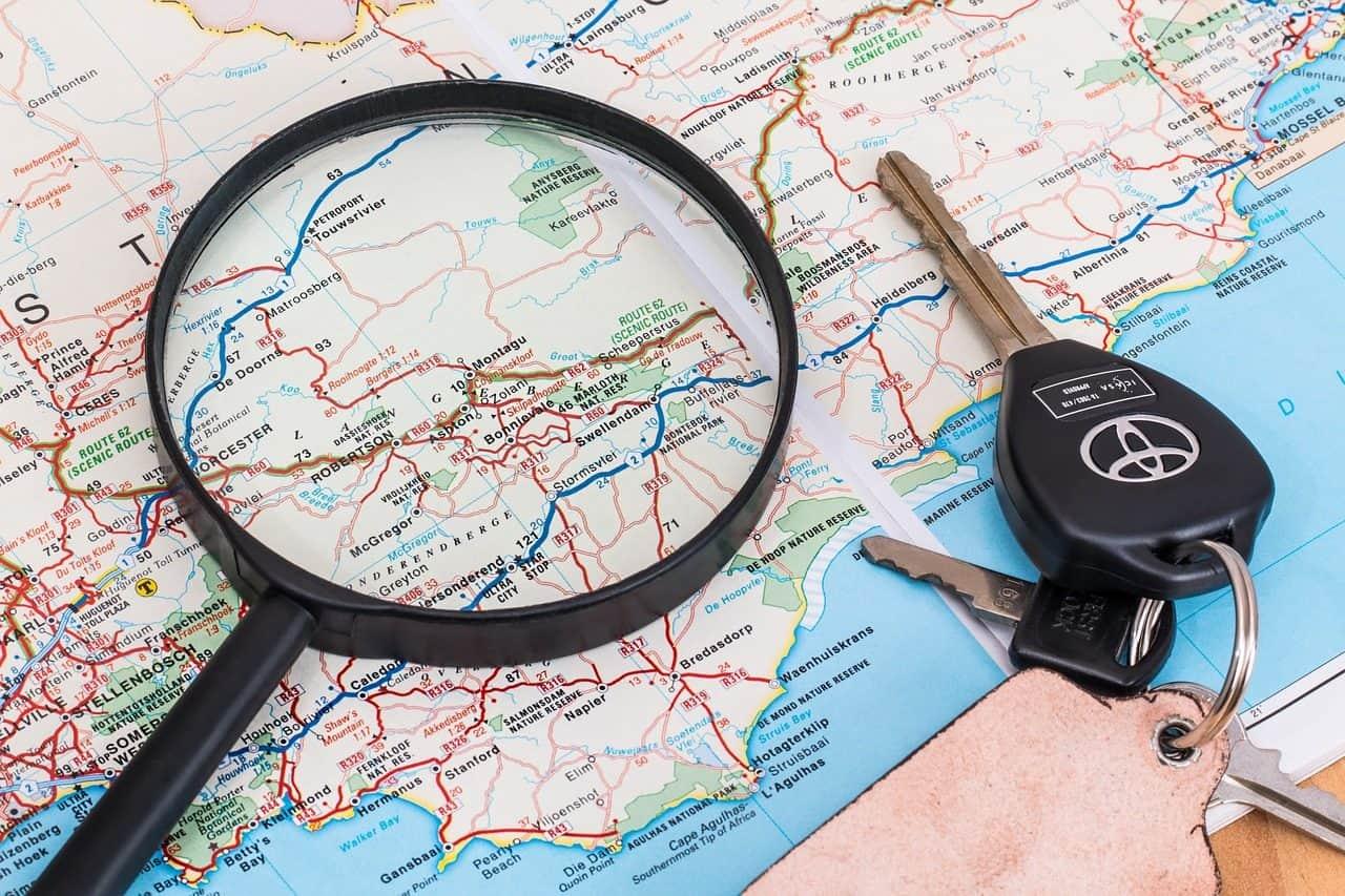 geo-caching-landkarte-gps