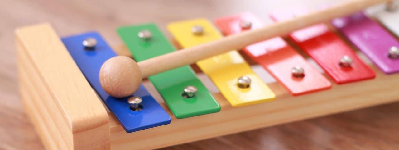 instrument-kinderspielzeug geschenkideen fuer kinder bis 3 Jahre