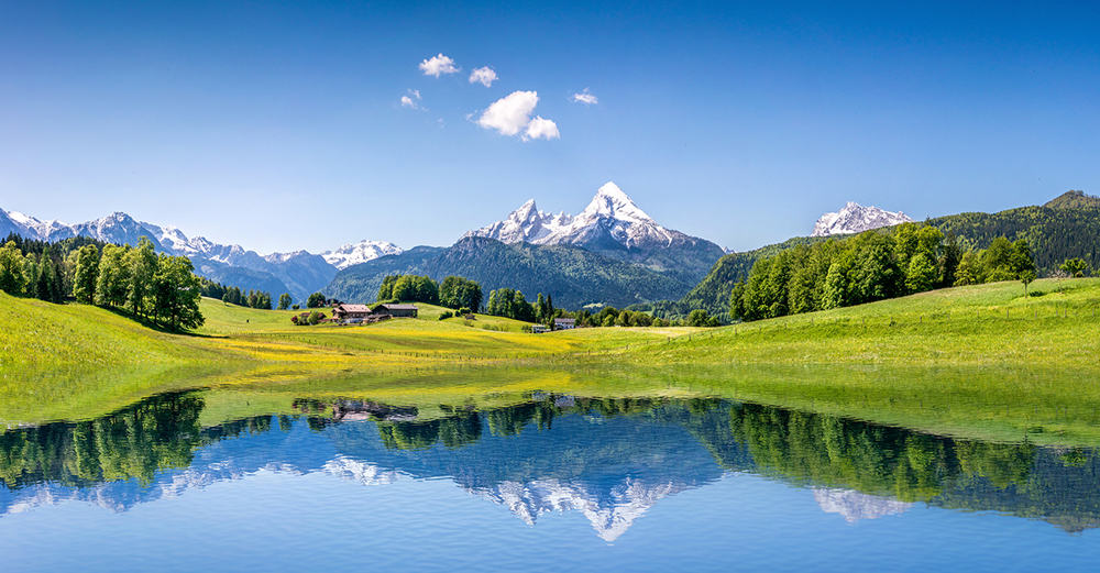 Urlaub-Bayern-Berge-Corona Situation Mai 2020