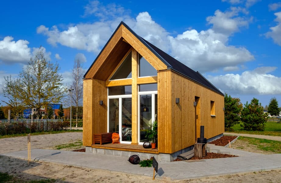 Wohnen im Alter Tiny Houses Alternative