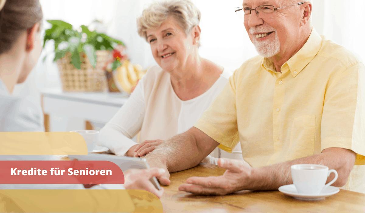 Seniorenkredit-Kredit im hohen Alter